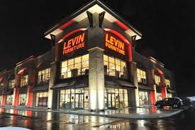 Avon store glittering at nigh Levin Furniture fice