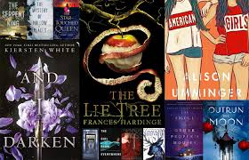 The Best Young Adult Books of 2016 So Far The B&N Teen Blog
