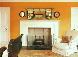 Dining Room Kitchen Ideas by 20 Great Shades Of Orange Wall Paint And Coral Apricot