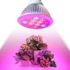 led grow light bulb high efficient hydroponic plant grow lights