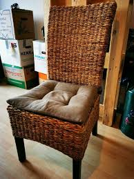 4 stühle esszimmer stühle rattan holz dänisches bettenlager