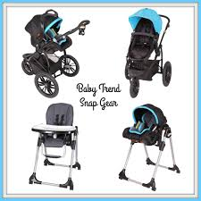 Baby Trend High Chair Replacement Cover by Baby Trend Snap Gear Infant System Youtube