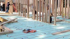 Pex Radiant Floor Heating by Radiant Floor Heating Keeps Your Toes Warm Home Tips For Women