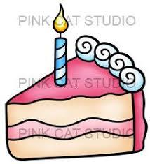 Sponge Cake clipart birthday cake slice 5