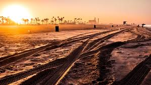 Huntington Beach California Sunrises