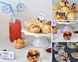 elsamakeup cuisine muffin pomme amande confiture limonade fraise framboisecooking n
