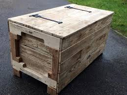Diy Pallet Chest Jpg 960 720 Pixel Upcycling Pinterest