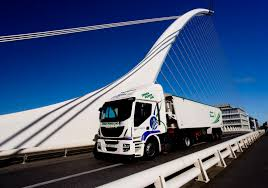 100 Truck It Transport Firsts For Ireland In EUfunded Causeway To Greener