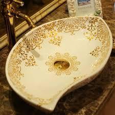 oval bad garderobe europa vintage style waschbecken keramik arbeitsplatte waschbecken badezimmer waschbecken vintage porzellan waschbecken