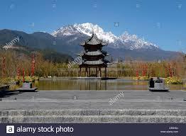100 Banyantree Lijiang China Yunnan Banyan Tree Hotel Background The Jade