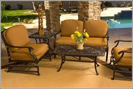 Cast Aluminum Outdoor Sets by 5 Reasons To Choose Cast Aluminum Outdoor Furniture Palm Casual