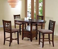 Walnut Dining Room Table And Chairs