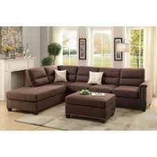 Chocolate Corduroy Sectional Sofa by Sectional Sofas Sectional Couches Sears