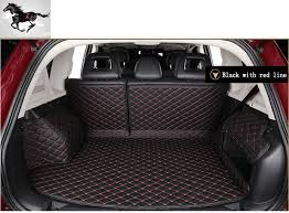 Jeep Jk Floor Mats by Topmats Trunk Mats For Jeep Wrangler 2007 2017 4 Doors Trunk