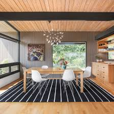 100 Shed Interior Design Midcentury Home In Seattle Undergoes Sensitive Restoration By SHED