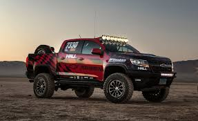 100 Build A Chevy Truck The Chevrolet Colorado ZR2 EV Concept Is Seriously Hard Core News