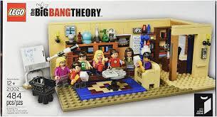 lego ideas the big theory 21302 building kit