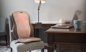 Back Massage Pads For Chairs by Amazon Com Homedics Mcs 750h Quad Shiatsu Massage Cushion With