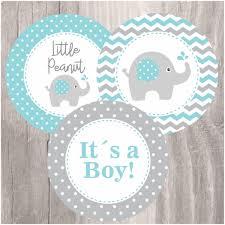 Navy Blue White Stripe Gold Glitter Bow Tie Baby Shower Invitation