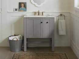 Kohler Tresham Sink Specs by Faucet Com K 5289 1wa In Linen White By Kohler