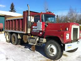 100 Mack Dump Trucks For Sale 1975 RS700L V8 For Sale Asking 1350000 Or Best Offer 1975