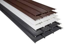 kunststoffpaneele und zubehör unterdach dachkasten