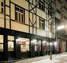 codefrisko le berger hotel