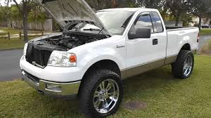 100 Ford Trucks For Sale In Florida 2004 LIFTED F150 4x4 Custom Truck For Sale Www