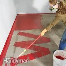 garage flooring options family handyman