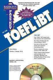 Pass Key To The TOEFL IBT With Audio CDs Barrons Toefl
