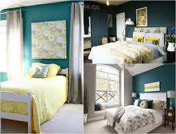 d馗o chambre bleu canard tonnant chambre bleu canard et jaune ensemble couleur de peinture