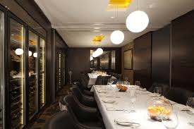 Luxury Private Dining Rooms At Blue Boar Restaurant