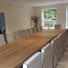 Stunning Design Large Dining Room Tables Seats 12 Gorgeous Chair Table 13 For Sale