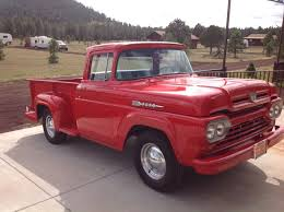 100 1960 Truck Ford Google Search Blue Oval 1957 The Gems