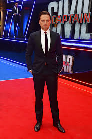 Sebastian Stan Attends The European Premiere Of Captain America Civil War At Vue