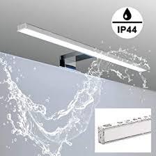 spiegelleuchte led bad licht schminklicht badezimmer