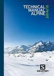 siege social salomon fw14 salomon alpine technical manual by amer sports finland issuu