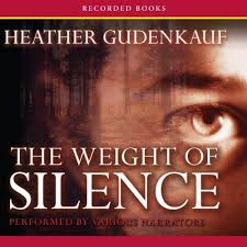 The Weight Of Silence Audiobook Cover Art