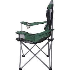 2x cingstuhl mcw d66 anglerstuhl faltstuhl klappstuhl regiestuhl gepolstert grün