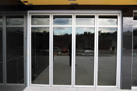Kawneer Curtain Wall Doors by Academy Metals