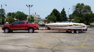 100 Truck Boat CARLSON CSX LIMITED AND FORD F150 PLATINUM BOATTRUCK COMBO