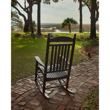 POLYWOOD® Jefferson Recycled Plastic Rocking Chair Polywood Pws11bl Jefferson 3pc Rocker Set Black Mahogany Patio Wrought Iron Rocking Chair Touch To Zoom Outdoor Cu Woven Traditional That Features A Comfortable Curved Seat K147fmatw Tigerwood With Frame Recycled Plastic Pws11wh White Outdoor Resin Rocking Chairs Youll Love In 2019 Wayfair Wooden All Weather Porch Rockers Vermont Woods Studios