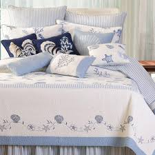 Bone Collector Bedding by C U0026 F Treasures By The Sea Blue Quilt Collection Paul U0027s Home