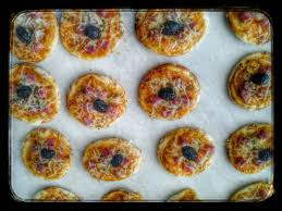 mini pizza jambon fromage au thermomix ou au kitchenaid la