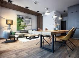 ultra modern dining room