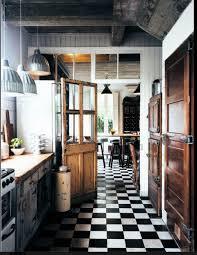 die 30 besten ideen zu küche schachbrettmuster küchenboden