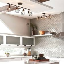 small kitchen track lighting ideas stylish island uk copernico co