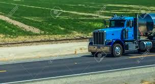 100 Valley Truck And Trailer Semi Trailer Truck On California Highway California Central