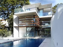 100 Modern Split Level Homes This House Design On Sloped Land Highlights All Benefits Of