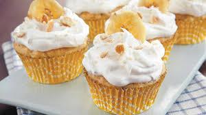 Banana Pudding Cupcakes Recipe